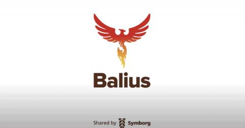 symborg lanzamiento mundial balius